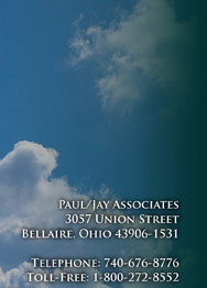 Paul/Jay Associates, 3057 Union Street, Bellaire, Ohio 43906-1531